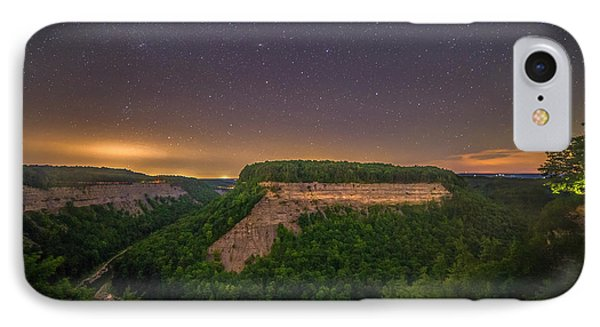 IPhone Case featuring the photograph Stars Over Great Bend by Mark Papke