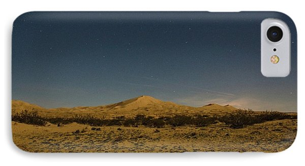 Stars Over Kelso Dunes IPhone Case