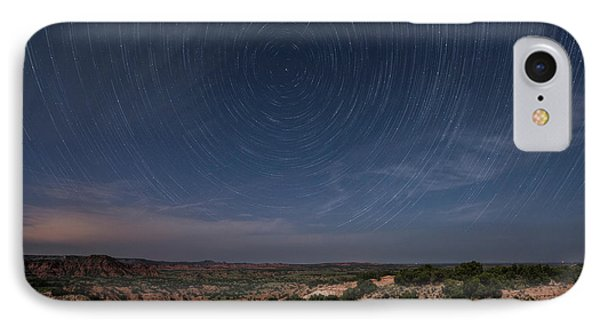 IPhone Case featuring the photograph Startrail Bag by Melany Sarafis