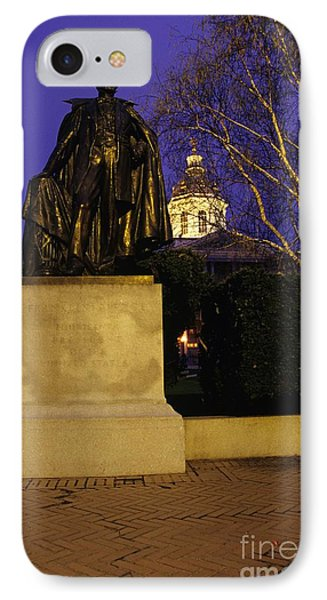 State Capitol Building - Concord New Hampshire Usa Phone Case by Erin Paul Donovan