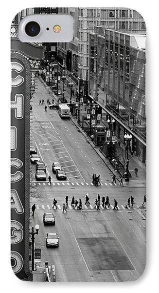 State Street Phone Case by Lauri Novak