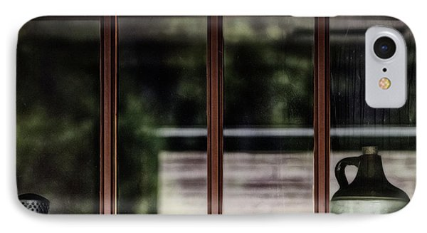 IPhone Case featuring the photograph Station Window by Brad Allen Fine Art