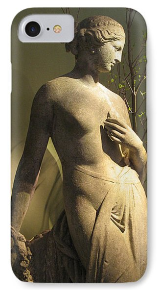 Statuesque Phone Case by Jessica Jenney