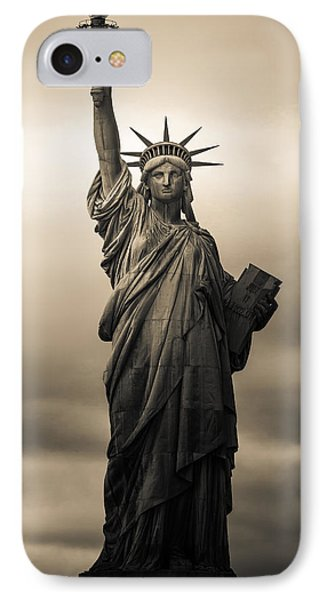 Statute Of Liberty IPhone 7 Case