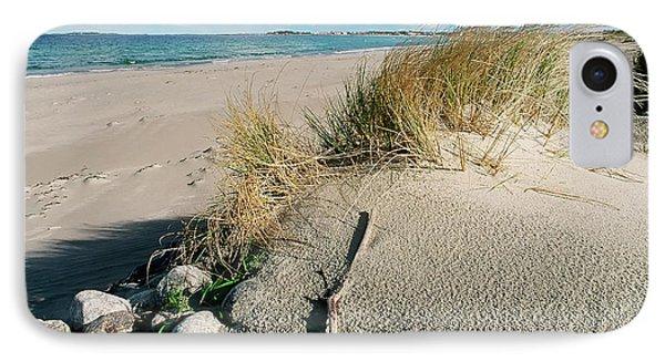 Stavanger Shore IPhone Case by KG Thienemann