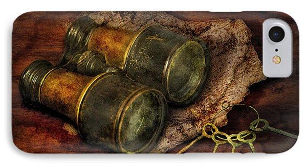 Steampunk - Extendo Optics  Phone Case by Mike Savad