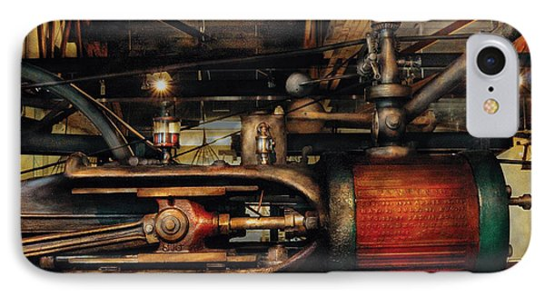 Steampunk - No 8431 Phone Case by Mike Savad
