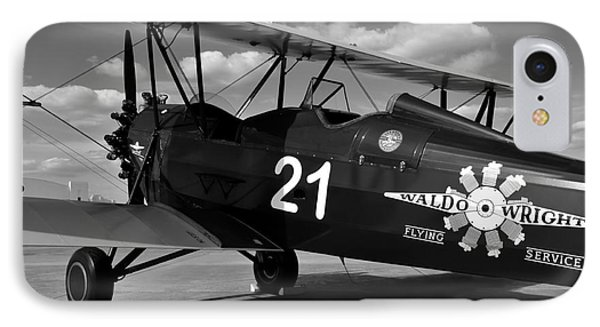 Stearman Biplane Phone Case by David Lee Thompson