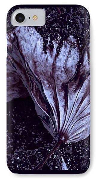 Steel Blossom IPhone Case by Andrea Lazar