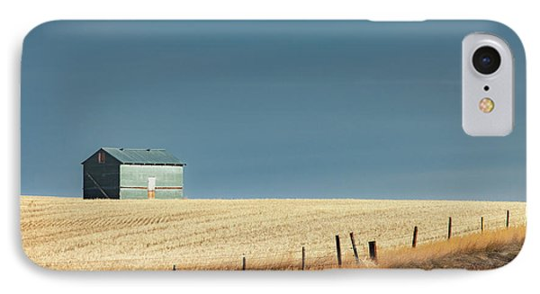 Steel Clad Shed IPhone Case
