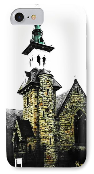Steeple Chase 2 IPhone Case