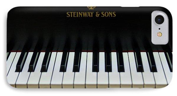 Steinway Grand Two Phone Case by Sam Hymas