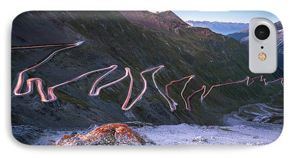 Stelvio Pass IPhone Case