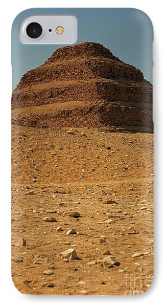 Step Pyramid IPhone Case