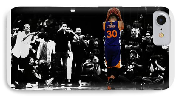 Stephen Curry 4f IPhone Case