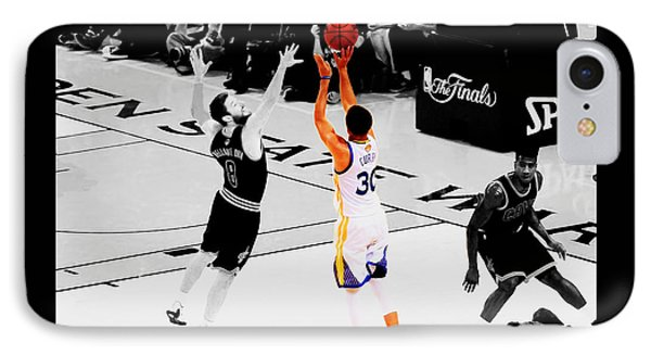 Stephen Curry Another 3 IPhone Case