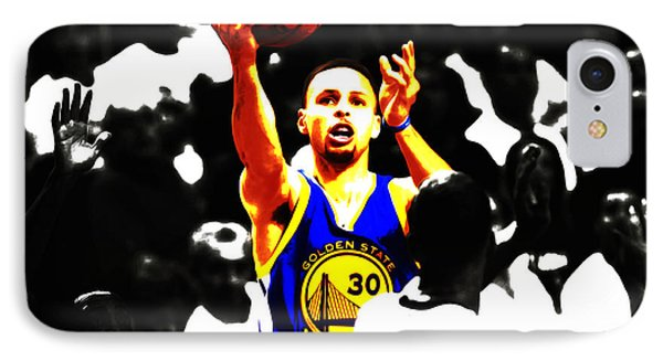 Stephen Curry Smooth As Ice IPhone Case
