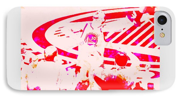 Stephen Curry Unstoppable IPhone Case