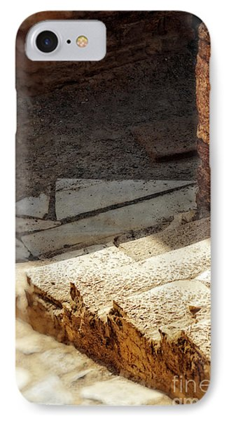 Steps Of Ephesus IPhone Case