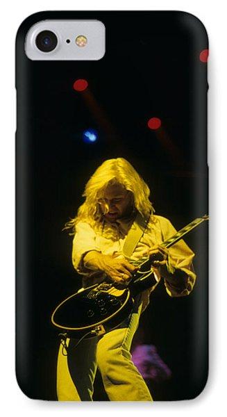 Steve Clark IPhone 7 Case by Rich Fuscia