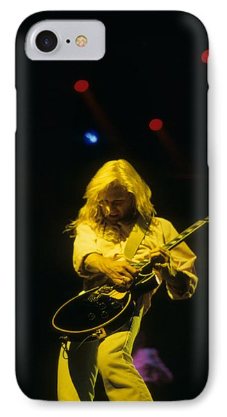 Steve Clark IPhone Case by Rich Fuscia