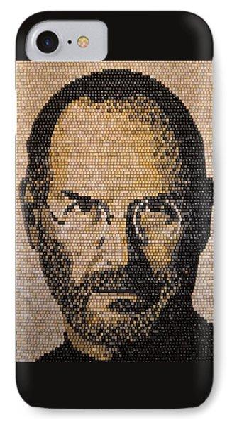 Steve Jobs IPhone Case