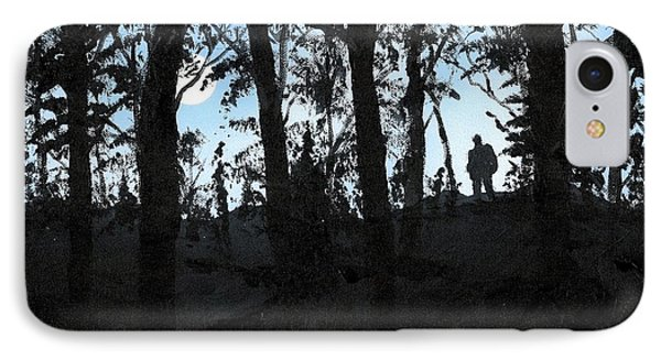 Steve On The Trail IPhone Case