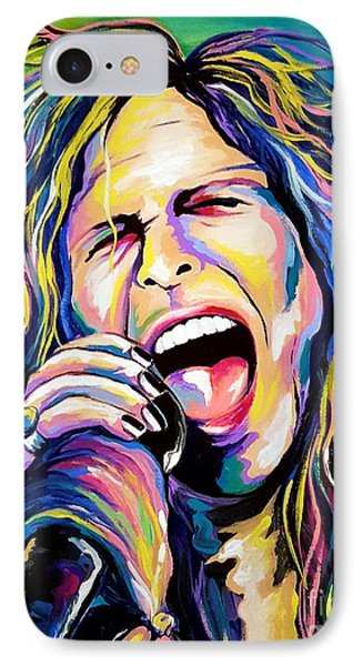 Steven Tyler IPhone 7 Case by Amy Belonio
