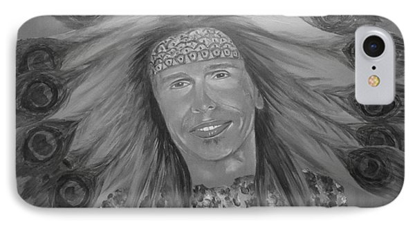 Steven Tyler Art IPhone Case