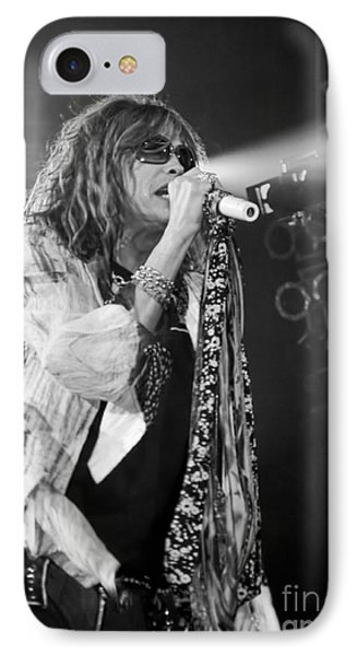 Steven Tyler In Concert IPhone Case