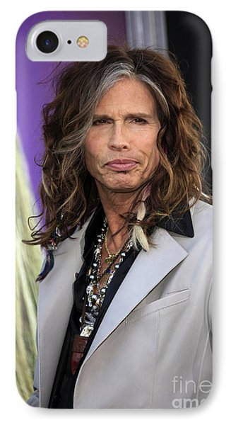 Steven Tyler IPhone 7 Case by Nina Prommer
