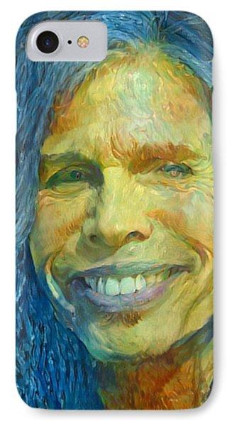 Steven Tyler IPhone Case by Paul Van Scott