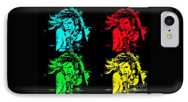 Steven Tyler Pop Art IPhone Case