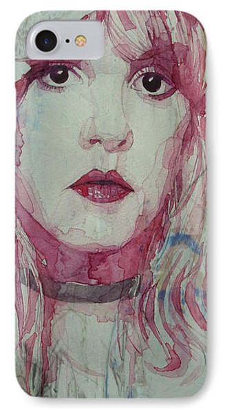 Phoenix iPhone 7 Case - Stevie Nicks - Gypsy  by Paul Lovering