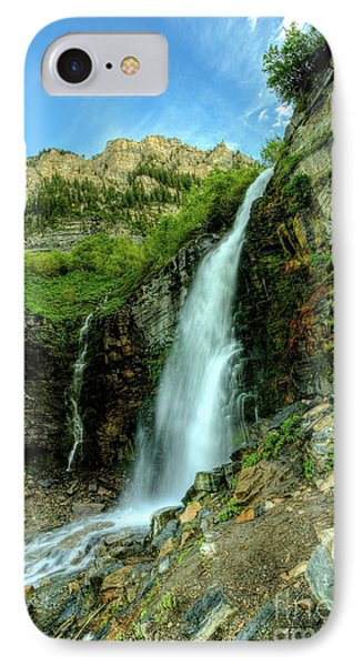 Stewart Falls IPhone Case