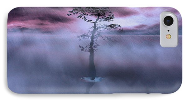 Stick Together The Storm Will Pass Phone Case by Gray  Artus