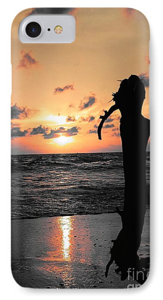 Still By Sea IPhone Case by Rushan Ruzaick