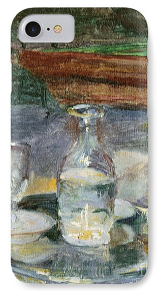 Still Life, Billiard, 1882 IPhone Case