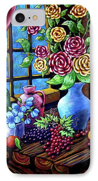 Still Life By The Window IPhone Case
