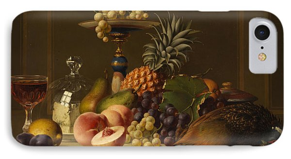 Still Life IPhone Case by Johann Wilhelm Preyer