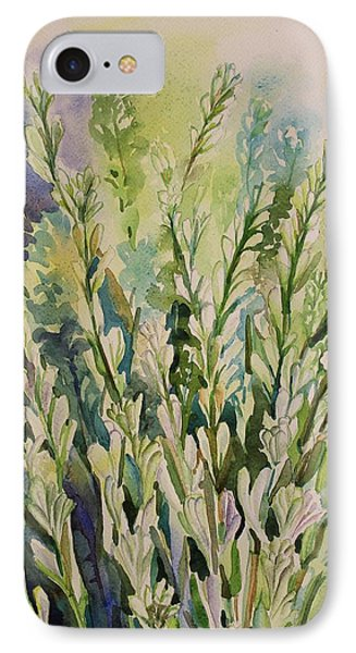 Still Life Of Tuberose Flowers IPhone Case by Geeta Biswas