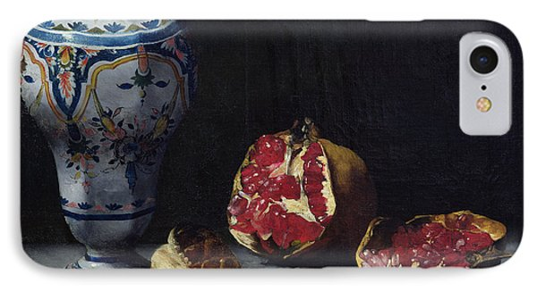 Still Life With A Pomegranate IPhone Case