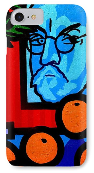 Still Life With Henri Matisse IPhone Case by John  Nolan