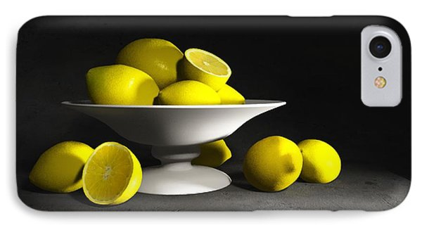 Still Life With Lemons IPhone Case