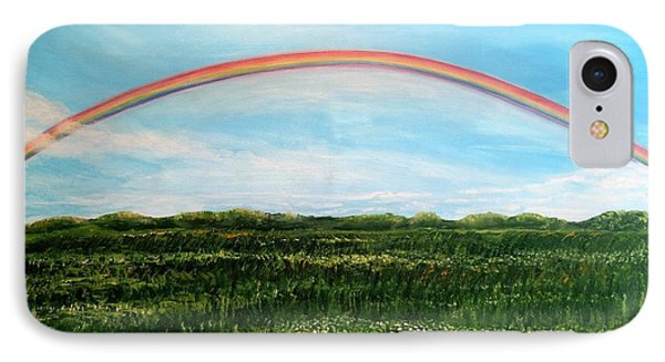 Still Searching For Somewhere Over The Rainbow? IPhone Case by Kimberlee Baxter