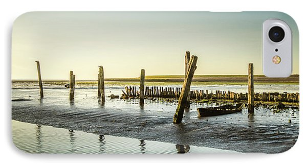 IPhone Case featuring the photograph Still Standing by Hannes Cmarits