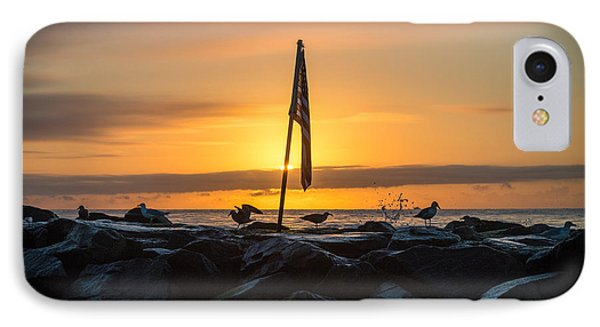 Still Standing IPhone Case by Kristopher Schoenleber
