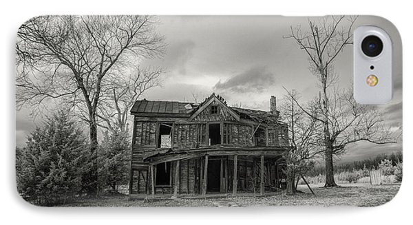 Still Standing IPhone Case by Paul Seymour