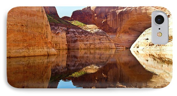 Still Waters IPhone Case by Kathy McClure