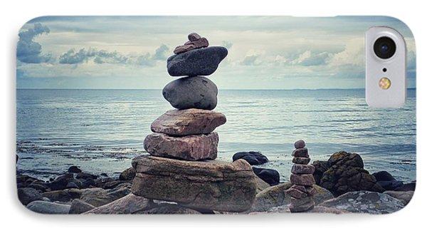 Still Zen IPhone Case by Karen Stahlros